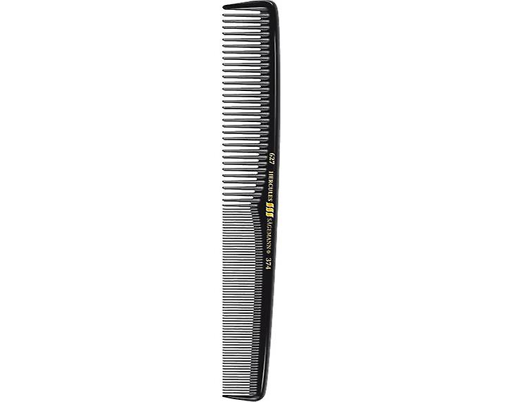 "Hercules Sagemann Hard Rubber Hair Cutting Comb 7"""