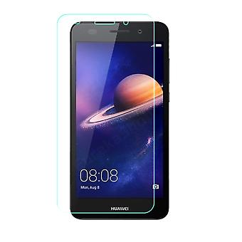 Huawei Y6 II Tempered Glass Screen Protector Retail Packaging