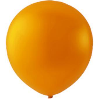 50-Pack Luftballons Orange