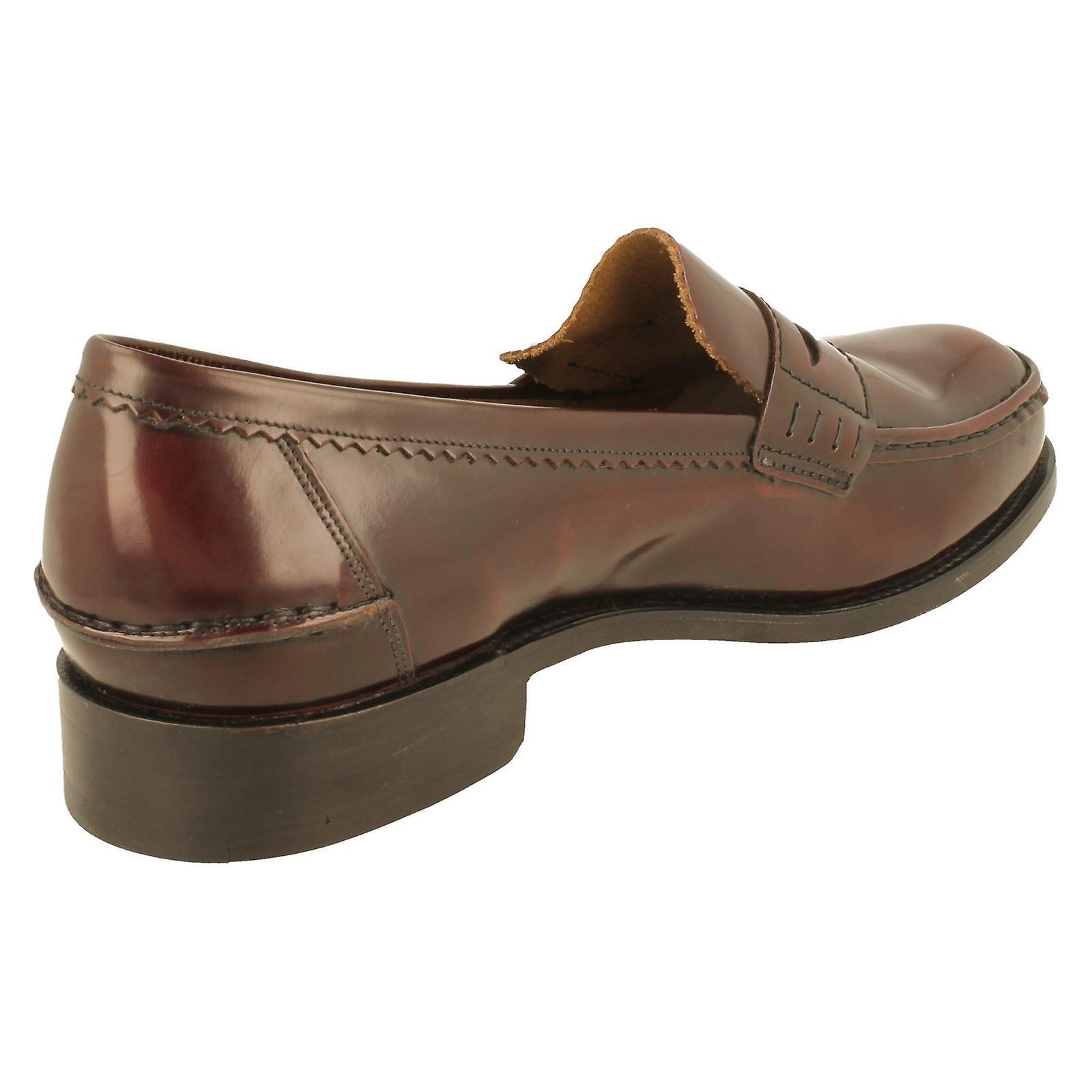 fc5a8888702 Mens Barker Loafers Caruso