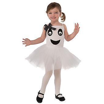 Bootiful Ballerina (Ghost) Toddler