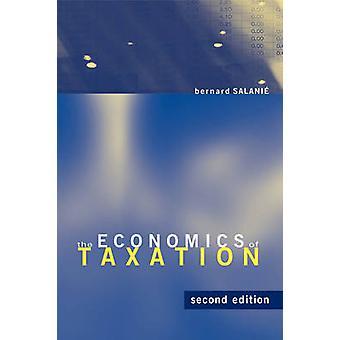 The Economics of Taxation par Bernard Salanie - livre 9780262016346