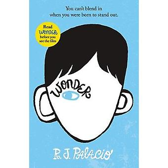 Wonder by R. J. Palacio - 9780552565974 Book