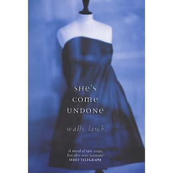 She's Come Undone by Wally Lamb - 9780684860091 Book