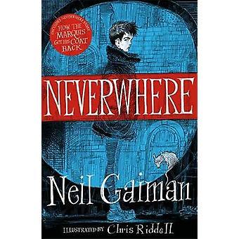 Neverwhere by Neil Gaiman - 9781472234353 Book