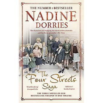 Fire gader Saga af Nadine Dorries - 9781786692375 bog