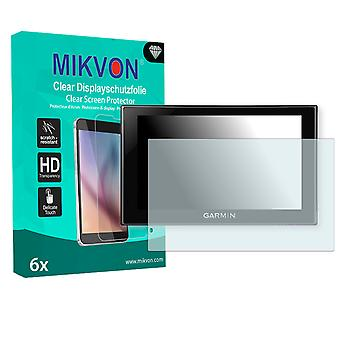 Garmin Nüvi 2599 LMT-D Screen Protector - Mikvon Clear (Retail Package with accessories)