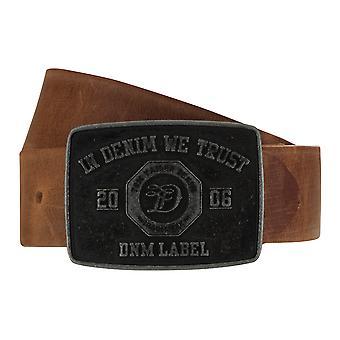 TOM TAILOR belt leather belts men's belts jeans belts, beige 7750