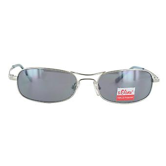 s.Oliver sunglasses 4029 C1 silver mat