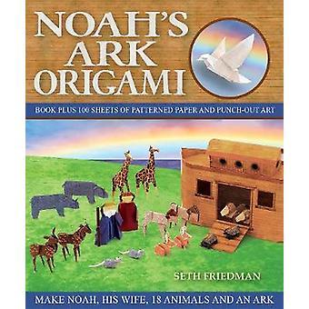 Noah's Ark Origami by Noah's Ark Origami - 9781684122011 Book
