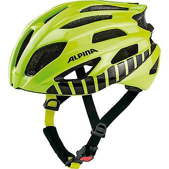 Alpina Fedaia bike helmet / / be visible green