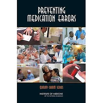 Prevención de errores de medicación (abismo de calidad)