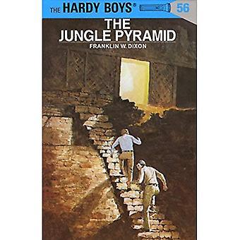 De Jungle piramide (Hardy Boys)