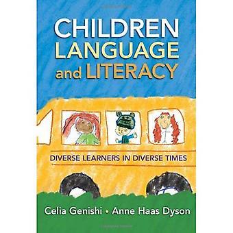 Enfants, langue et alphabétisation: divers apprenants à diverses reprises (Language and Literacy Series)
