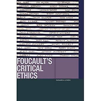 Van Foucault kritische ethiek (gewoon ideeën (FUP))
