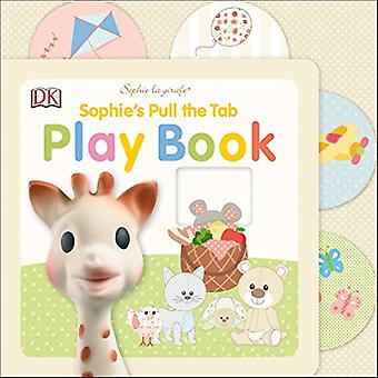 Sophie La Girafe: Sophie's Pull the Tab Play Book
