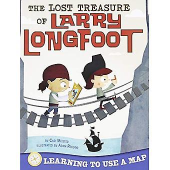 Der verlorene Schatz von Larry Longfoot