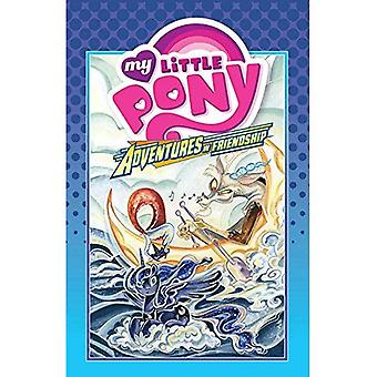 My Little Pony: Avventure Friendship volume 4 (mio piccolo Pony avventure in amicizia Hc)