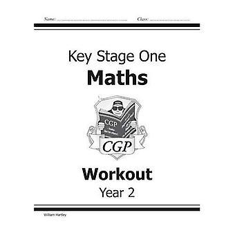 Ks1 Maths 2e année: carnet d'entraînement