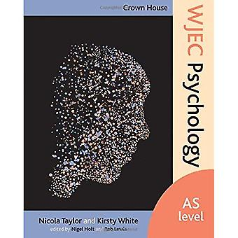 Crown House WJEC Psychology: AS Level