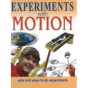 Experiments with Motion: Safe & Easy-to-Do Experiments