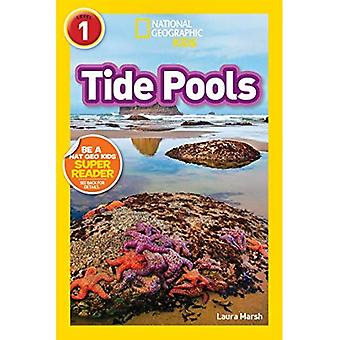 Tide Pools (L1) (National Geographic Readers) (National Geographic Readers)