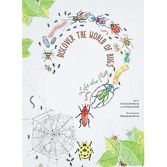 Flip the Flap: Discover the World of Bugs [Board book]