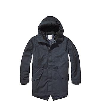 Converse Quilted Fishtail Men's Parka Jacket