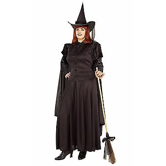 95ca177b63 Classic Witch Adult Plus Size Costume