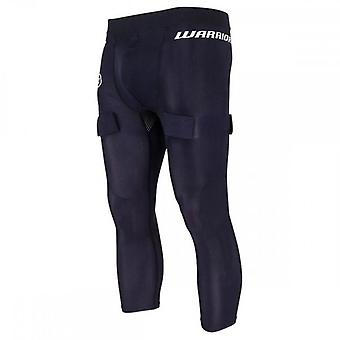 Warrior compression tight shorts with Cup junior
