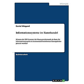 Informationssysteme im Kunsthandel af Wiegand & Daniel