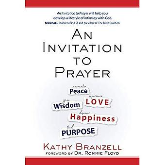 An Invitation to Prayer