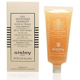 Sisley Buff and Wash Exfoliating Cleansing Gel