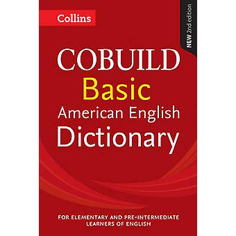 Collins Cobuild Basic American English Dictionary - 9780008135799 Book