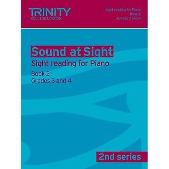 Sound at Sight Piano - Bk. 2 - Grades 3-4 - 9780857361677 Book