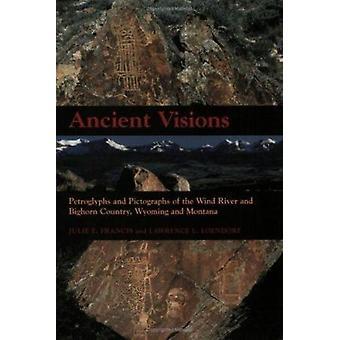 Visions antiques-pétroglyphes et pictographes de la rivière Wind et bi