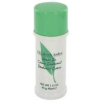 Groene thee door Elizabeth Arden deodorant Cream 1,5 oz (vrouwen) V728-449266