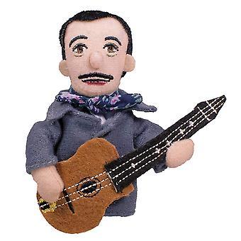 Finger Puppet - Django Reinhardt - Magnetic Personalities New 5299