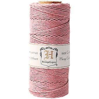 Hemp Cord Spool 20# 205 Feet Pkg Dusty Pink Hs20 Dp