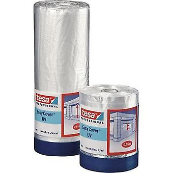 (L x W) 14 m x 550 mm Transparent Polyethylene foil 04369-12-1 TESA