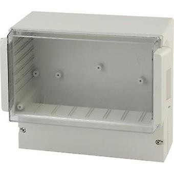 Bopla 41310109 Polystyrene Plastic Wall Mount Controlelr Enclosure With Cover IP65 Light grey 296 x 261 x 132.5