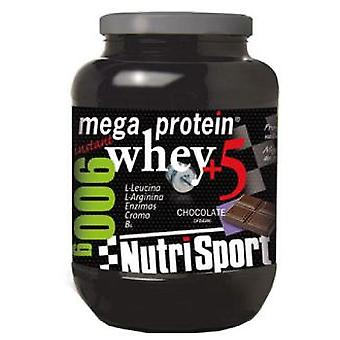 Nutrisport Mega Whey Protein 5 Xoco 900 Grs (Sport , Proteins and carbohydrates)