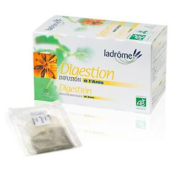 Ladrôme Infusion  Digestion  anise, 20 sachets