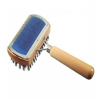 Camon Cardas Wood (Dogs , Grooming & Wellbeing , Brushes & Combs)