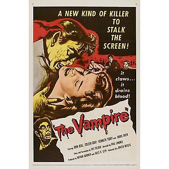 The Vampire Movie Poster Print (27 x 40)