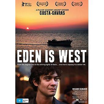 Eden Is West Movie Poster (11 x 17)