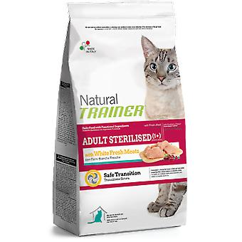 Trainer Natural Adult Esterilised Truthahn (Katzen , Katzenfutter  , Trockenfutter)