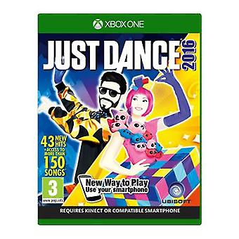 Ubisoft Just Dance 2016 Xbox One (Toys , Multimedia And Electronics , Video Games)