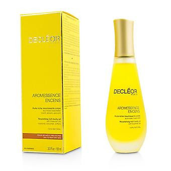 Decleor Aromessence Grise närande Rich Body Oil 100ml / 3.3 oz