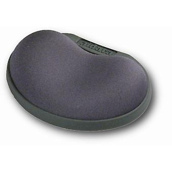Wrist rest in jelly for mouse, ergonomic designed